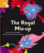 Clinker Castle Orange Level Fiction : The Royal Mix-Up Single - Lisa Thompson