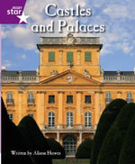 Clinker Castle Purple Level Non-Fiction : Castles and Palaces Single - Lisa Thompson