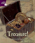 Pirate Cove Purple Level Non-Fiction : Treasure! - Lisa Thompson