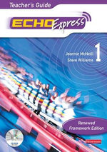 Echo Express 1 Teacher's Guide Renewed Framework Edition - Jeannie McNeill