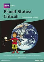Planet Status Critical Medium Term Planning Pack - Paula Richardson