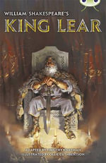 BC Red B/5B (KS2) William Shakespeare's King Lear 6pk - Timothy Knapman