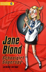 Literacy World Comets Stage 1 Novels : Jane Blonde (6 Pack)