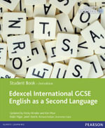 English as a Second Language Student Book with Etext : Edexcel International GCSE - Nicky Winder