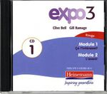Expo 3 Rouge Audio CDs (Pack of Three) - Expo 3
