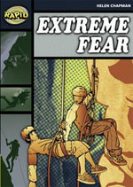 Rapid Stage 6 Set B Reader Pack : Extreme Fear (Series 1) - Helen Chapman
