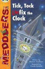 Meddlers : Tick, Tock, Unfix the Clock (Lime A) - Maureen Haselhurst