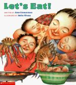 Let's Eat! - Ana Zamorano