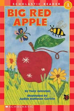 Big Red Apple : Big Red Apple - Tony Johnston