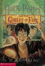 Harry Potter and the Goblet of Fire : Harry Potter (Paperback) - J K Rowling