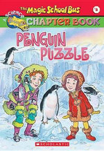 Magic Sch Bus Penguin Puzzle - Joanna Cole