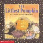The Littlest Pumpkin - R. A. Herman
