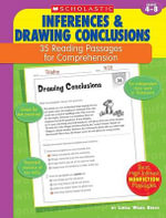 Inferences & Drawing Conclusions : Grades 4-8 - Linda Ward Beech
