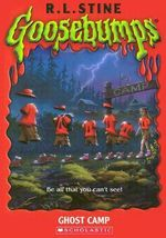 Goosebumps : Ghost Camp - R. L. Stine