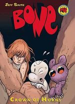 Bone : Crown of Horns : The Bone Adventures : Volume 9 - Professor Jeff Smith