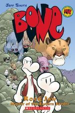 Bone : Rock Jaw, Master of the Eastern Border : The Bone Adventures : Volume 5 - Jeff Smith
