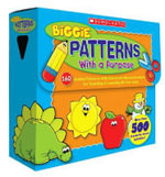 Biggie Patterns with a Purpose : 160 Jumbo Patterns with Standards-Based Activities for Teaching & Learning All Year Long - Pamela Chanko