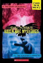 Emily Rodda's Raven Hill Mysteries : The Ghost of Raven Hill / The Sorcerer's Apprentice - Emily Rodda