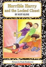 Horrible Harry And The Locked Closet - Suzy Kline