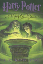 Harry Potter and the Half-Blood Prince - Library Edition - J K Rowling