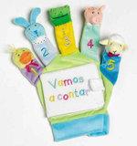 Vamos A Contar : Un Libro de Carton Con Titeres! with Finger Puppets / Let's Count :  Un Libro de Carton Con Titeres! with Finger Puppets / Let's Count - Jill McDonald