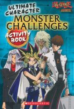 Ultimate Character. Monster Challenges : Yu-Gi-Oh! Avtivity Book 9 - Jeff O'Hare