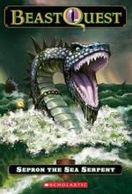 Sepron the Sea Serpent : The Beast Quest USA Series : Book 2 - Adam Blade