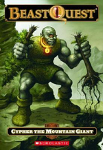 Cypher the Mountain Giant : The Beast Quest USA Series : Book 3 - Adam Blade