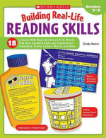 Building Real-Life Reading Skills : 18 Lessons with Reproducible Activity Sheets That Help Students Read and Comprehend Schedules, Forms, Labels, Menus, and More - Cindy Harris