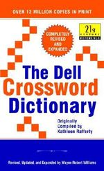 Dell Crossword Dictionary - Ed Wayne Williams