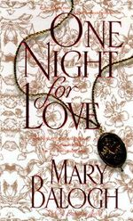 One Night for Love : Bedwyn Ser. - Mary Balogh