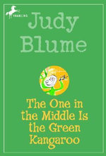One in the Middle is the Green - Judy Blume