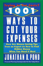 1001 Ways to Cut Your Expenses - Jonathan Pond