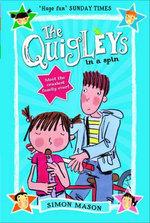 The Quigleys in a Spin : The Quigleys - Simon Mason