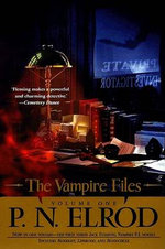 The Vampire Files, Volume One : Vampire Files (Paperback) - P. N., Editor Elrod