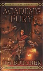Academ's Fury : Codex Alera Series : Book 2 - Jim Butcher