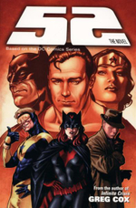 52 : Based On the DC Comic Series - Greg Cox