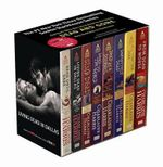 Sookie Stackhouse Boxed Set : Sookie Stackhouse Series : Eight Volumes - Charlaine Harris