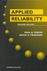 Applied Reliability - Paul A. Tobias