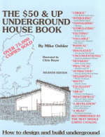 50 Dollars and Up Underground House Book - Mike Oehler