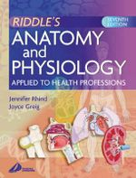 Anatomy and Physiology Applied to Health Professions - Jennifer Rhind
