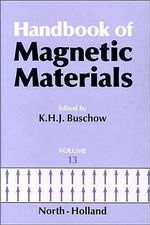 Handbook of Magnetic Materials : Vol 13 - K. H. J. Buschow