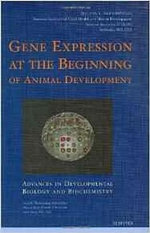 Gene Expression at the Beginning of Animal Development : Gene Expression at the Beginning of Animal Development