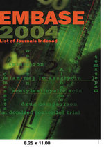 Embase List of Journals Indexed 2004 : A Guide to Home Use - Embase