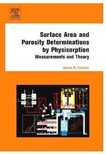 Surface Area and Porosity Determinations by Physisorption : Measurements and Theory - James B. Condon