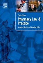 Pharmacy Law and Practice - Jon Merrills