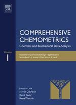 Comprehensive Chemometrics : Chemical and Biochemical Data Analysis
