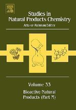 Studies in Natural Products Chemistry : Bioactive Natural Products Part M - Atta-ur- Rahman