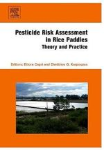 Pesticide Risk Assessment in Rice Paddies : Theory and Practice