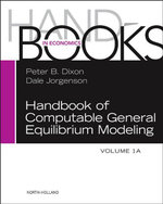 Handbook of Computable General Equilibrium Modeling - Peter B. Dixon
